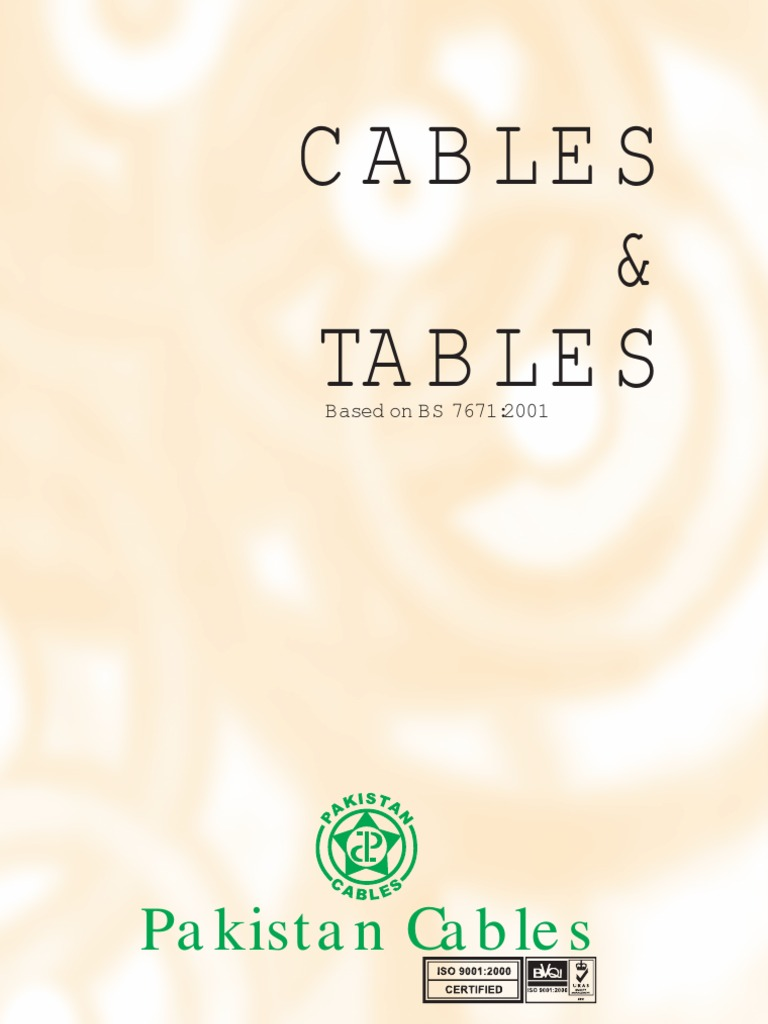 2 cables and tables electrical conductor litre greentooth Images
