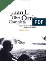 Juan L. Ortiz - Obra Completa