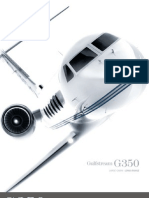 G350 Specifications Sheet
