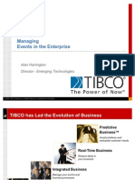 TIBCO Business Events
