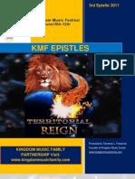 KMF 3rd Epistles 2011