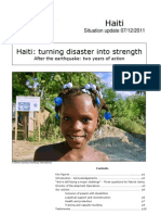 Haiti Situation Update 07-12-2011