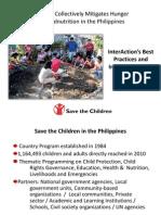 Save the Children Presentation