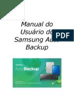 PTbz_Samsung Auto Backup User's Manual Ver 2.0