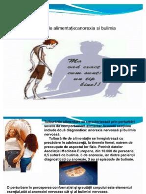 criterii de pierdere în greutate pentru anorexie