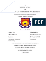 Industrial Training(Tarun Kumar)- Final Reprt