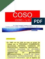13 COSO I Vrs COSO II