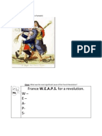 French Revolution.causes