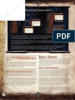 WFRPG Party Sheet