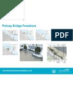 Putney Bridge Foreshore