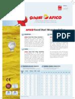 Afico Faceed Insulation
