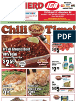 IGA MI Coupons Circular 9 JAN 12 Shepherd MI