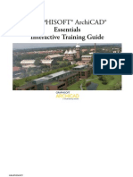 ArchiCAD Essentials ITG E-Guide