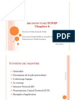 Ch6 Architecture TCP IP