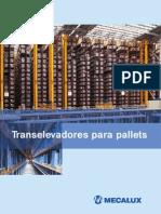 Transelevadores Pallets Bra 11935
