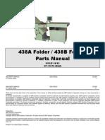 Gbr 438 Parts Manual
