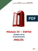 Ámbito comunicación.Inglés