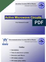 Active Microwave Circuit
