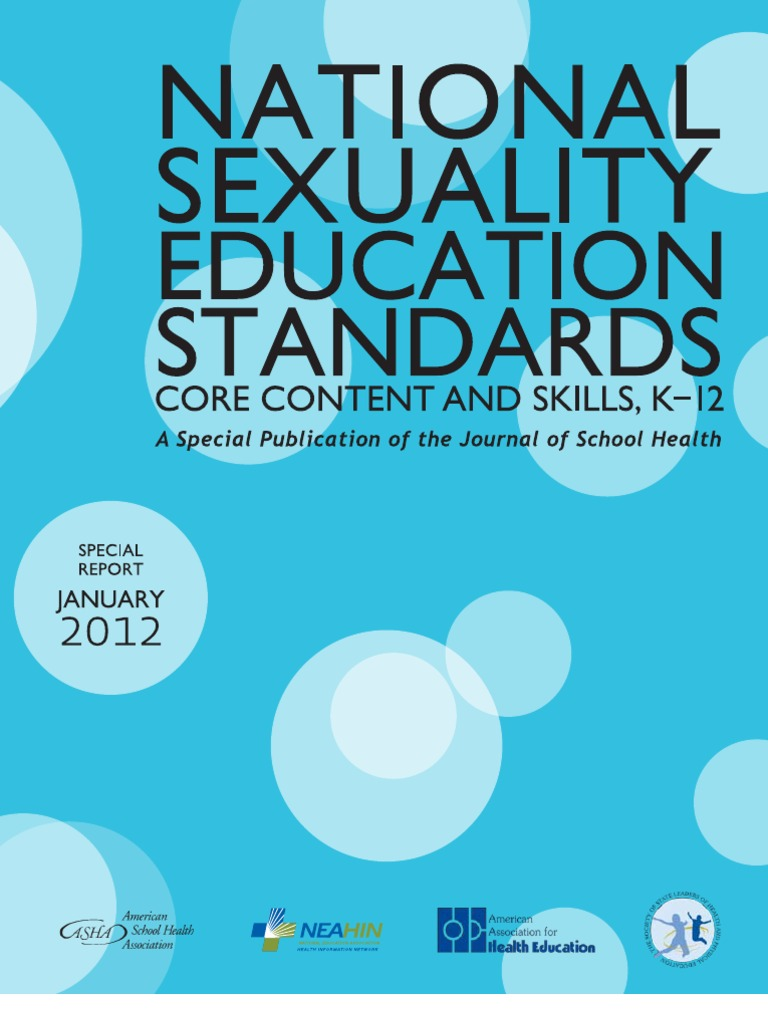American sexual education standards