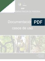 Documentación de Los Casos de Uso