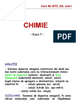 Curs 7 Chimie 2012