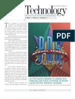 Card Technology Annual Jul 06