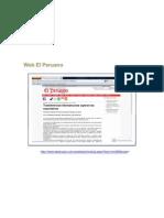 Web El Peruano 15 de Agosto 2011