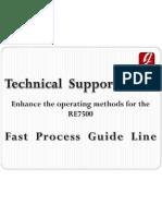 Fast Process Operating Method