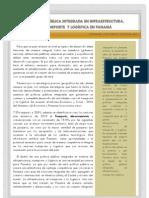 Articulo de opinión - POLÍTICA PÚBLICA INTEGRADA EN INFRAESTRUCTURA, TRANSPORTE  Y LOGÍSTICA EN PANAMÁ