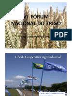 Forum Nacional Trigo Palestra Import an CIA Economica