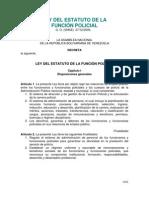 Ley del Estatuto de la Función Policial(2)