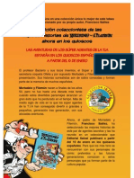 Coleccionable Mortadelo y Filemon