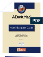 Admitmac-Administration Guide 3.2.2