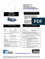 ZF5HP24 Overhaul Kits - Product Announcement 2011-04-01