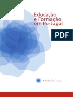Educação e Formação em Portugal (Relatório Setembro 2007)
