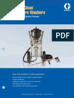 Graco 247551 Hydra Clean Pressure Washer