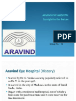 Arvind Eye Care - Final Ppt