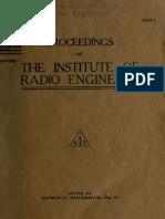 1913 Proceedings of the IRE Vol 001