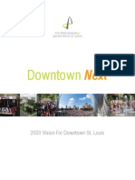 Downtown Next - 2020 Vision for Downtown St. Louis