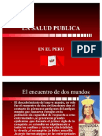 5.-La Salud Publica en Peru