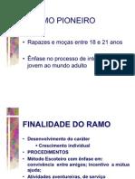 RAMO PIONEIRO