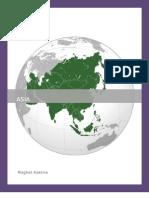 Asia Proiect Geografie