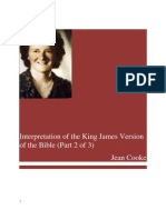 Interpretation of King James Version of the Bible (2 of 3)