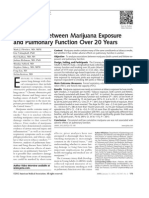 PletcherMJ -- Marijuana Exposure and Pulmonary Function