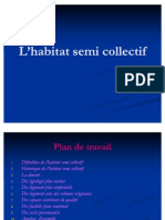 L'habitat semi collectifexpo
