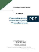 Procedimientos y Formatos Para La Transferenciatomo2