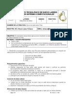 ED - Practica 2-1 - Pilas