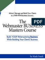 Web Master Business