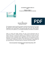 Fao Fisheries Technical Paper 134rev1