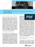 Entrevista al Dr.Roberto Rodríguez - Roisin (Guías Gold)